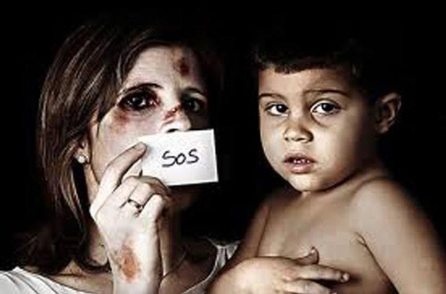 violência de gênero - maltrato mujer - Manual sobre o atendimento às crianças que sofrem violência de gênero na família